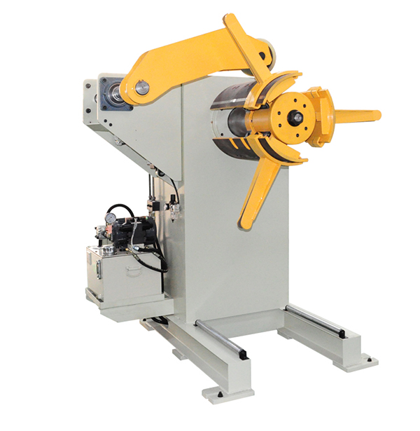 Heavy Load Hydraulic Uncoiler Machine