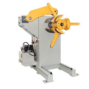 Hydraulic Heavy Duty Decoiler Machine
