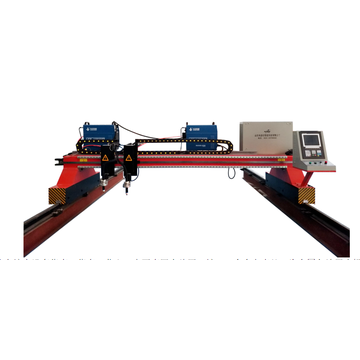 Industrial Metal Cutting Machine