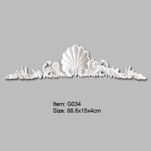 Decorative Element With Shell Shape