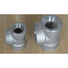 Forged Socket Weld Equal Tee