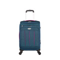 Spinner Caster and Women Men Department Name suitcases