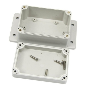 Electronic plastic project box enclosure junction case mould