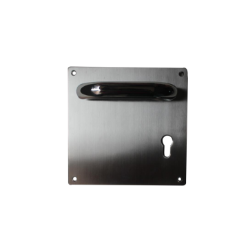 U-design Lever On Square Plate