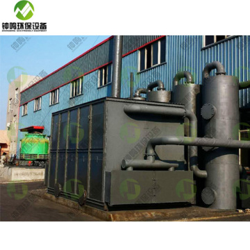 Advanced Technology Plastic2oil Pyrolysis Plants in UK