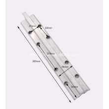 KONE Counterweight Guide Rail Fishplate HT60