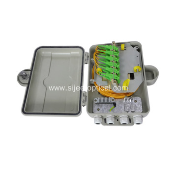 SMC 12 Cores ​Wall Mounted Fiber Optical Terminal Box