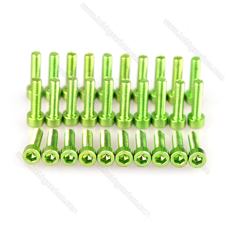 green screws