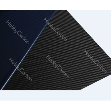 I-3K Surface Real Carbon Fiber Bridge Plate