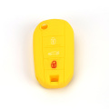 Cover Peugeot embossed Silicone Car Key