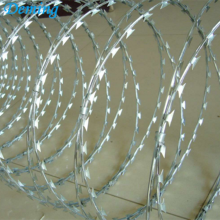 Galvanized Cheap Price Razor Concertina Barbed Wire