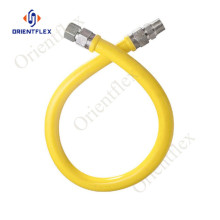3/8 flexible gas hose pvc 5m