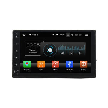 Radio Car Android per Corolla Innova Crysta 2016-2017