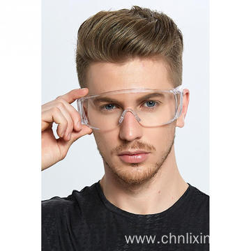 Polycarbonate Eye safety glasses safety protection goggles