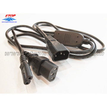 China for overmolded IP67/68 connectors assembling AC power cords supply to Indonesia Importers