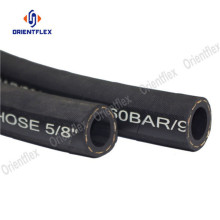 orange retractalbe air compressor hose assembly