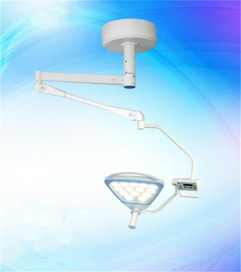 Ceiling mount led shadowless surgery light