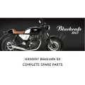 HANWAY Blackcafe 50 Complete Motorcycle Spare Parts