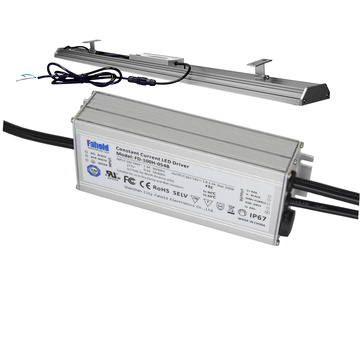 Best Quality for China Linear High Bay Driver, Driver Pwm 5000Ma, Slim Switch Power Manufacturer and Supplier Linear LED High Bay Light 80W Led driver supply to United States Manufacturer
