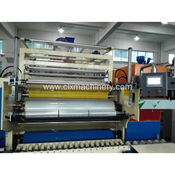 Several Layers Automatic Wrapping Film Line