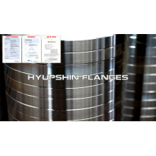 EN1092-1 Flange TYPE01 SLIP ON Plate RF S235JR