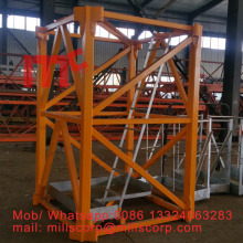 Hot sale Factory for Potain mast section Liehberr tower crane mast secrtion 132HC supply to Cuba Supplier