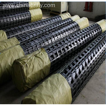 Excellent Creep Resistance Polyester Geogrid for Road