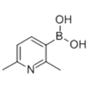 ÁCIDO DO ÁCIDO DE 2,6-DIMETHYL-PYRIDINE-3-BORONIC 693774-55-9