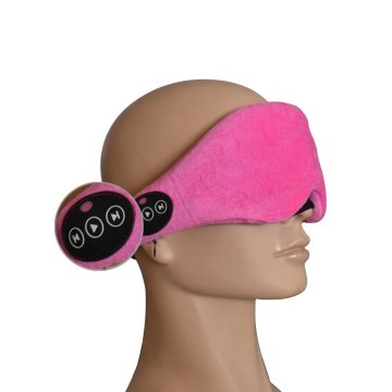 Soft Washable Headband Bluetooth Sleeping Eye Mask