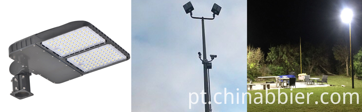 Led Parking Lot Light Replacement