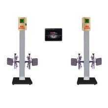 Mobile 3D Wheel Alignment No Installation