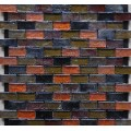 Rectangle Single Glass Mosaic
