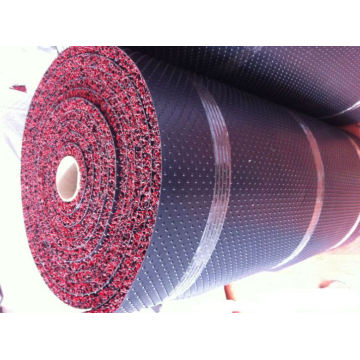 Environmental soft decorative car floor mat rolls