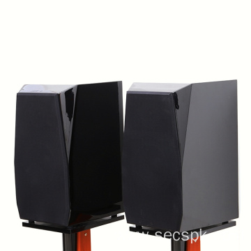 "High End 6.5 ""Piano Paint Bookshelf Speaker pahu"