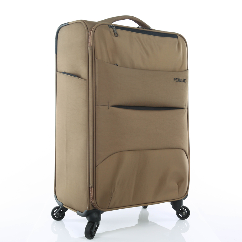 fabric type luggage