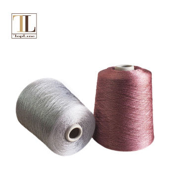 Topline fashion viscose lurex yarn