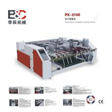 PX-2100 double joint gluing machine