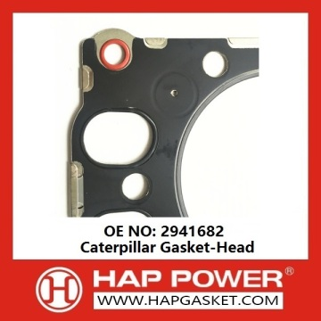 CAT 320D Head Gasket 6 cylinder MLS C6.4 engine