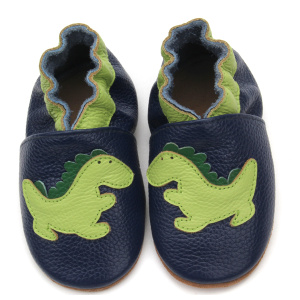 Fashion Genuine Leather Baby Wholesale Infant Shoes