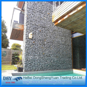 75x75mm Welded Gabion Basket Prices