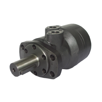 hydraulic orbital motor and gearbox