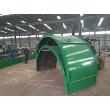 advanced used tyre pyrolysis machines
