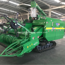 PriceList for for Crawler Type Rice Combine Harvester agriculture machine combine harvester rice corn grain wheat supply to Saint Vincent and the Grenadines Factories