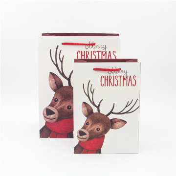 Latest Christmas Gift Bag Kids Paper Bag