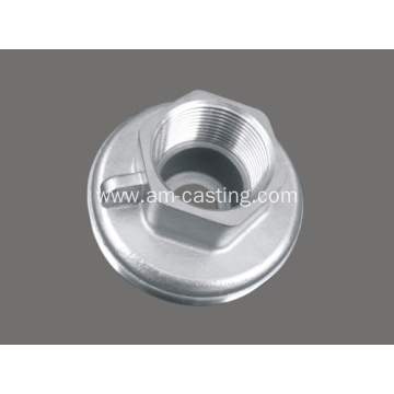 Water Glass Casting parts