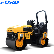 Ride-on Double Drums Vibratory Road Roller