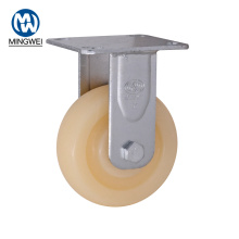 5 Inch PP Industrial Fixed Caster Wheels