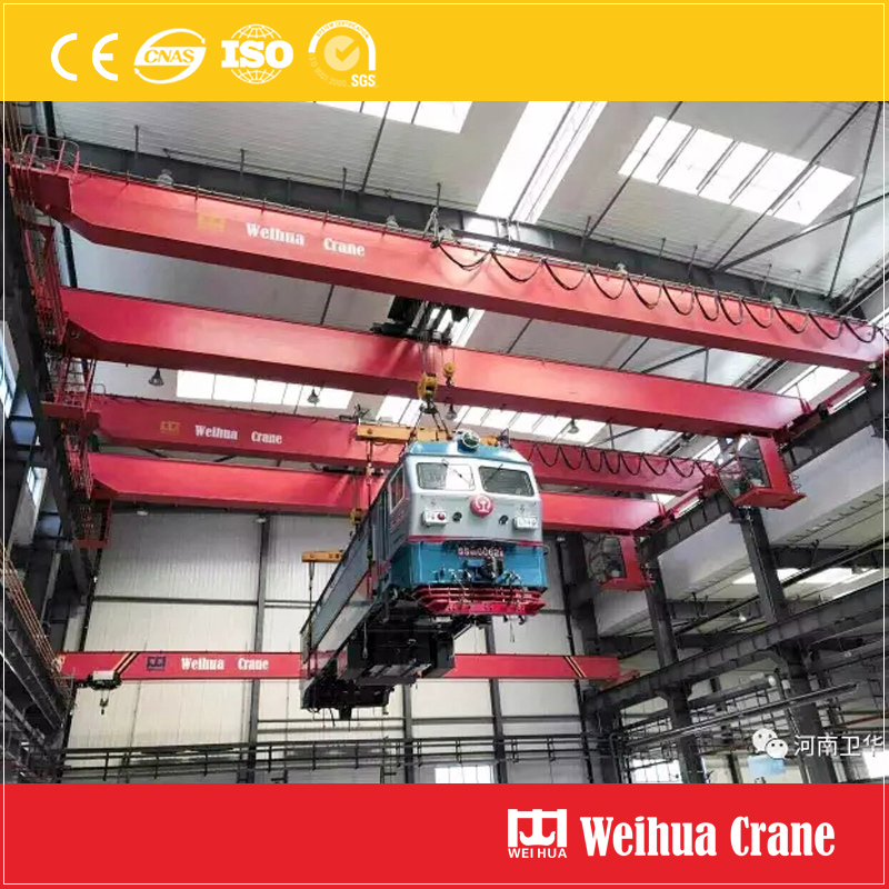 Train Maintenance Overhead Crane