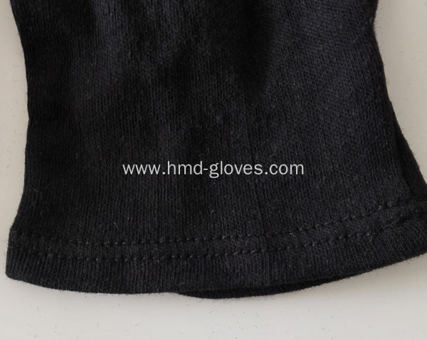 White 100% Cotton Quality Gloves