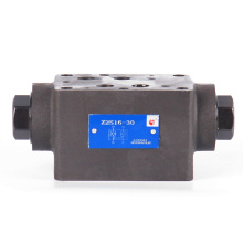 China for Hydraulic Check Valve Z2S16 Hydraulic One Way Pilot Operated Check Valve export to Mauritius Wholesale